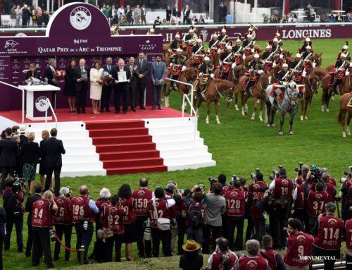 Grand Prix de l'Arc de triomphe – Qatar