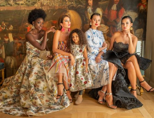 Rencontre de designers de mode